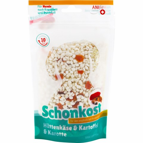 """Bland diet (Schonkost """"Hüttenkäse"""" (Hund)) 100g (1 Piece)"""